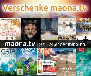 Maona TV Anzeige